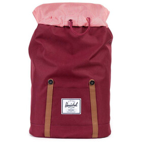 Herschel Retreat Backpack Windsor Wine/Tan